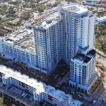 Hollywood Circle aerial photo angle 1