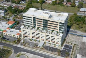Aventura Medical Tower aerial photo