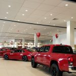 Red Toyota Vehicles