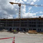 Alexan – Building under construction
