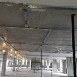 Alexan – Photo of the ceiling construction