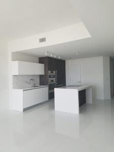 Kitchen Space with Island