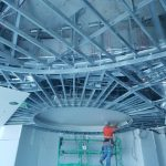 Covering Ceiling Frame